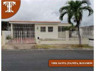 URB. SANTA JUANITA -BAYAMON-FHA 100% REPO/HUD