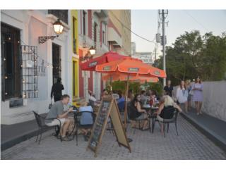 For Sale:Rest & Bar Operation, Old San Juan
