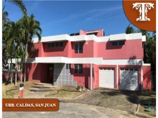 URB. CALDAS - SAN JUAN -OPORTUNIDAD UNICA FHA