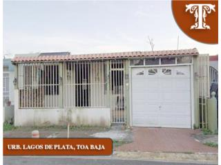 LAGOS DE PLATA - TOA BAJA - REPO/HUD FHA 100%