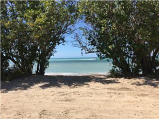 Una Cuerda Frente A La Playa en Boqueron -