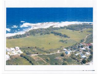 Ocean View Cliff lot near Royal Isabela