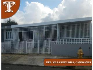 VILLAS DE LOIZA - REPO GANGA - FHA O RURAL