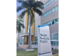ADLER MEDICAL PLAZA -OFICINA 1,166P2-MODERNA