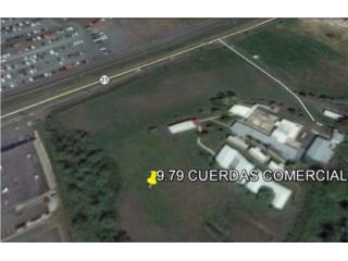 Las Piedras, finca com. 9.79 c frente Amgen C-1