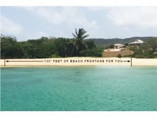 Vieques, Martineau Bay