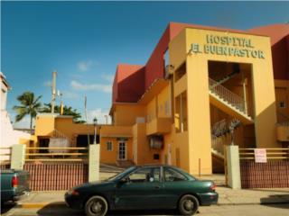 ANTIGUO HOSPITAL EL BUEN PASTOR