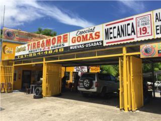 Se vende taller de mecanica