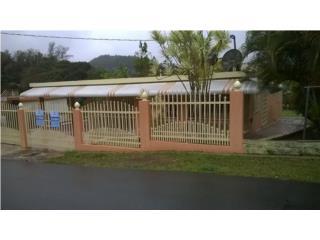 Casa Barrio Arenas Sector Santa Clara,Cidra