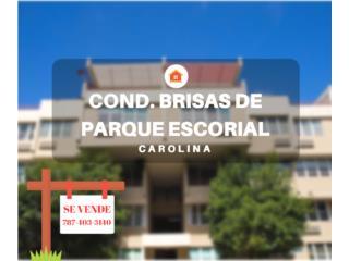 BRISAS DE ESCORIAL -CUALIFICA FHA- 3H/2.5B