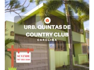 QUINTAS DE COUNTRY CLUB -LIQUIDACION- 4H/2.5B