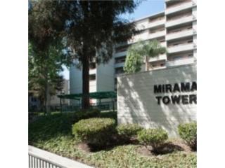 Cond Miramar Towers 2/1 $124,000 1 est OMO