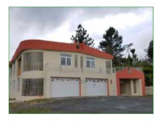 Casa Terrera, Bo. Juan Asencio, Aguas Buenas