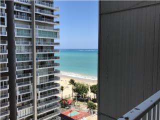 Coral Beach - Estudio con un estacionamiento