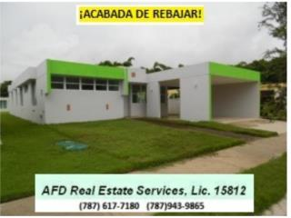 URB. JARDIN CENTRAL EN HUMACAO, 3-2, $123,500