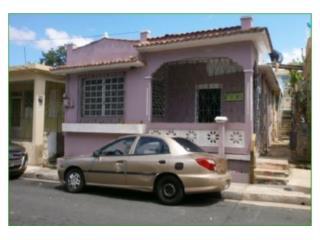 Casa Terrera, Urb. Vista Alegre, 2h/1b 689ft2