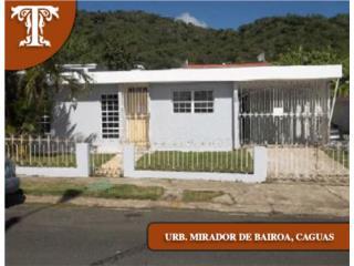 URB. MIRADOR DE BAIROA - CAGUAS - FHA/HUD