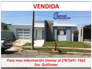 Urb. Country Club   VENDIDA !!!!
