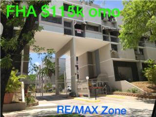Parque Centro, FHA, disponible Gastos de Cierre