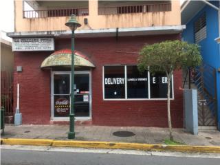 Propiedad Comercial 4 Gerónimo St., Aibonito