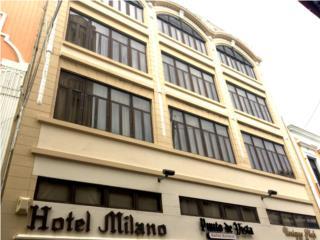 HOTEL MILANO A LA VENTA