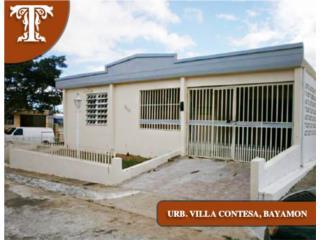 VILLA CONTESA -BAYAMON- HUD/FHA - ESQUINA