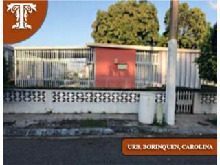 URB. BORINQUEN -CAROLINA- REPO HUD/FHA 100%