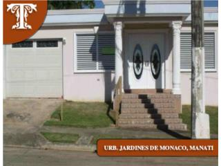 URB. JARDINES DE MONACO -MANATI-HUD/FHA/RURAL