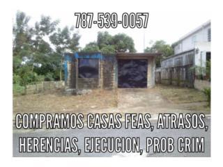 GANGA!!!-Techo Nuevo-507mt-COMPRAMOS CASAS RAPIDO!