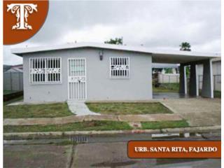 URB. SANTA RITA -FAJARDO- REPO/HUD -RURAL/FHA