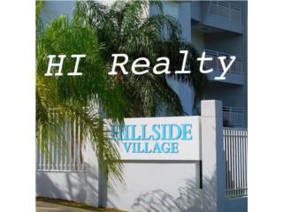 Hillside Village Condo