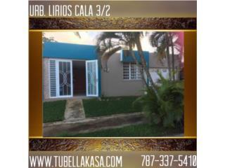 URB. LIRIOS CALA
