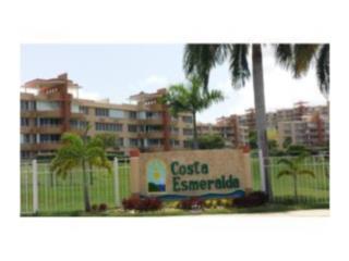 Apt. en Costa Esmeralda, Ceiba 3h/2b $128k