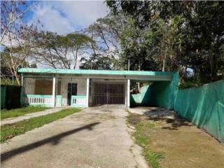 Casa, Bo. Rincón, Cidra $35k (ideal invesión)