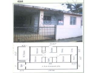 Casa, Bo. Sabana Llana, 3H, 1B, $56K