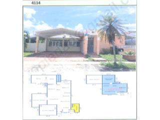 Casa, Urb Borinquen Gardens, 3H, 2B, $190K