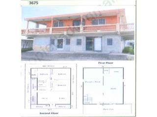 Casa<comunidad la Ceiba,Juncos-3H,2B,$95k