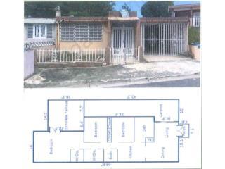 Casa,Urb Senderos,Juncos-3H,2B,$83K