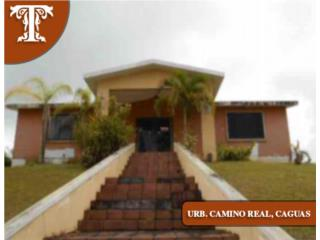 CAMINO REAL -CAGUAS- NEW REPO -FHA 100% HUD