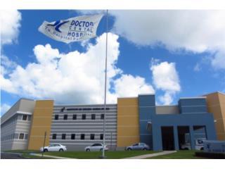 Oficinas Medicas Doctors Center Manati
