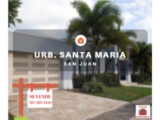 URB. SANTA MARIA -ESPECTACULAR- LIQUIDACION
