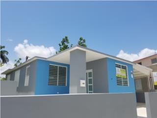 CASA TERRERA | REMODELADA | 3-2 | $115,000