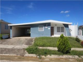 Casa en Santo Tomás, Naguabo $80k 3h/2b