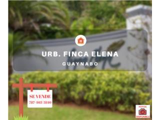 FINCA ELENA -GUAYNABO- EN REMODELACION/LIQUIDACION