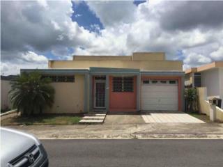 Casa en MonteSubasio, Gurabo $100k 3h/2b