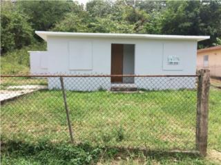 Casa en Hucares, Naguabo 3h/1b $42k