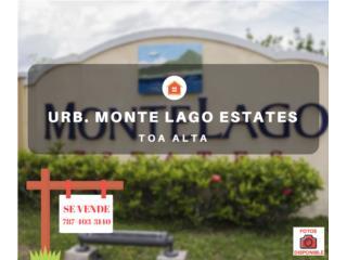 MONTE LAGO ESTATES -REPO NUEVO - 4H/3.5B