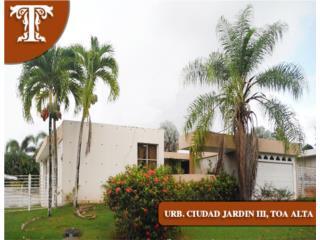 CIUDAD JARDIN III, TOA ALTA -HUD/FHA- 100%