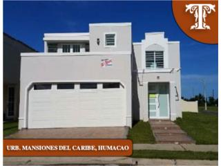 MANSION DEL CARIBE -REO/HUD- DISPONIBLE NUEVAMENTE