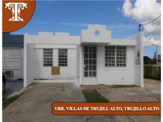 VILLAS DE TRUJILLO ALTO -GANGA- HUD/FHA 100%